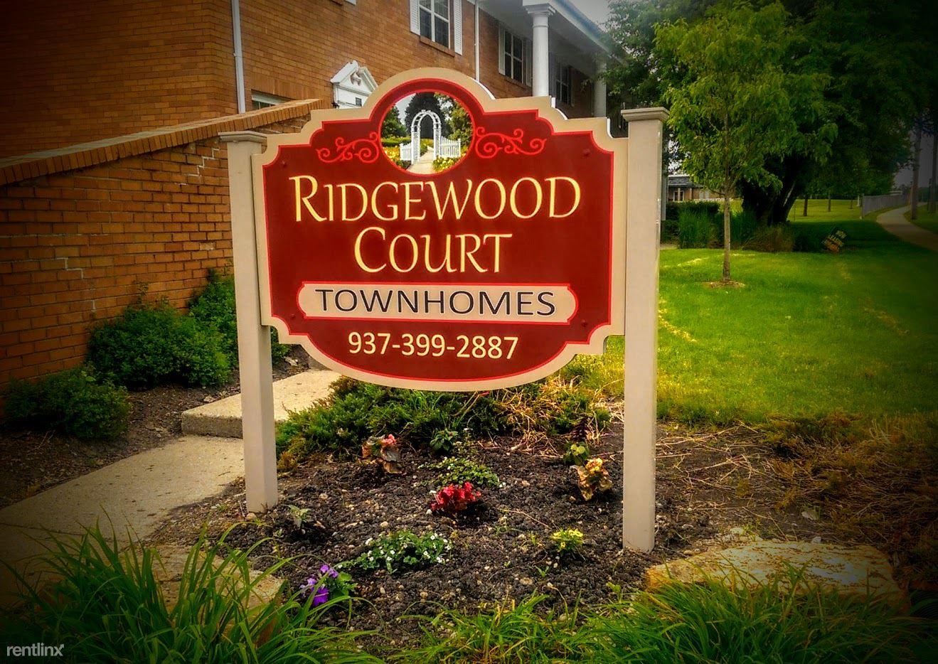 Ridgewood Sign