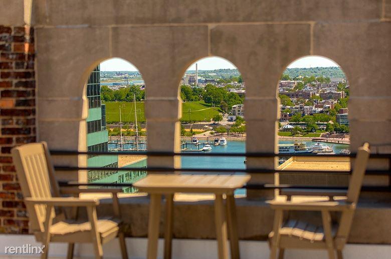 Inner Harbor View