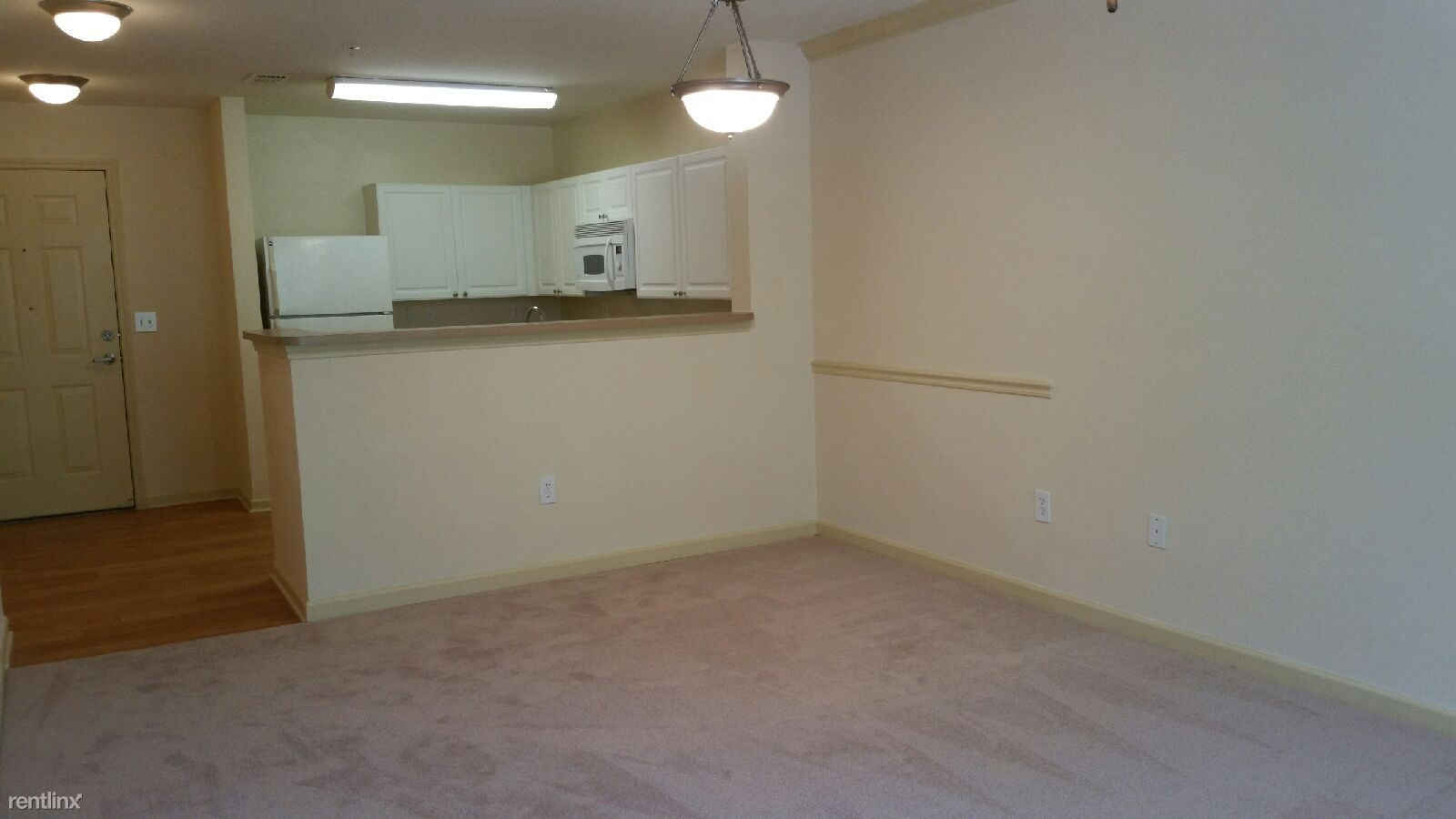 2 BEDROOM KITCHEN AND DINING SPACE