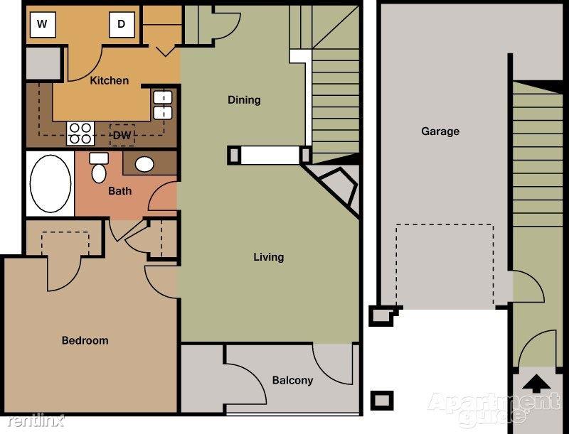 Floorplans- The Berkley