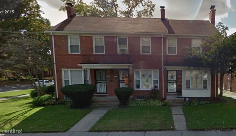 Townhouse for Rent in Detroit