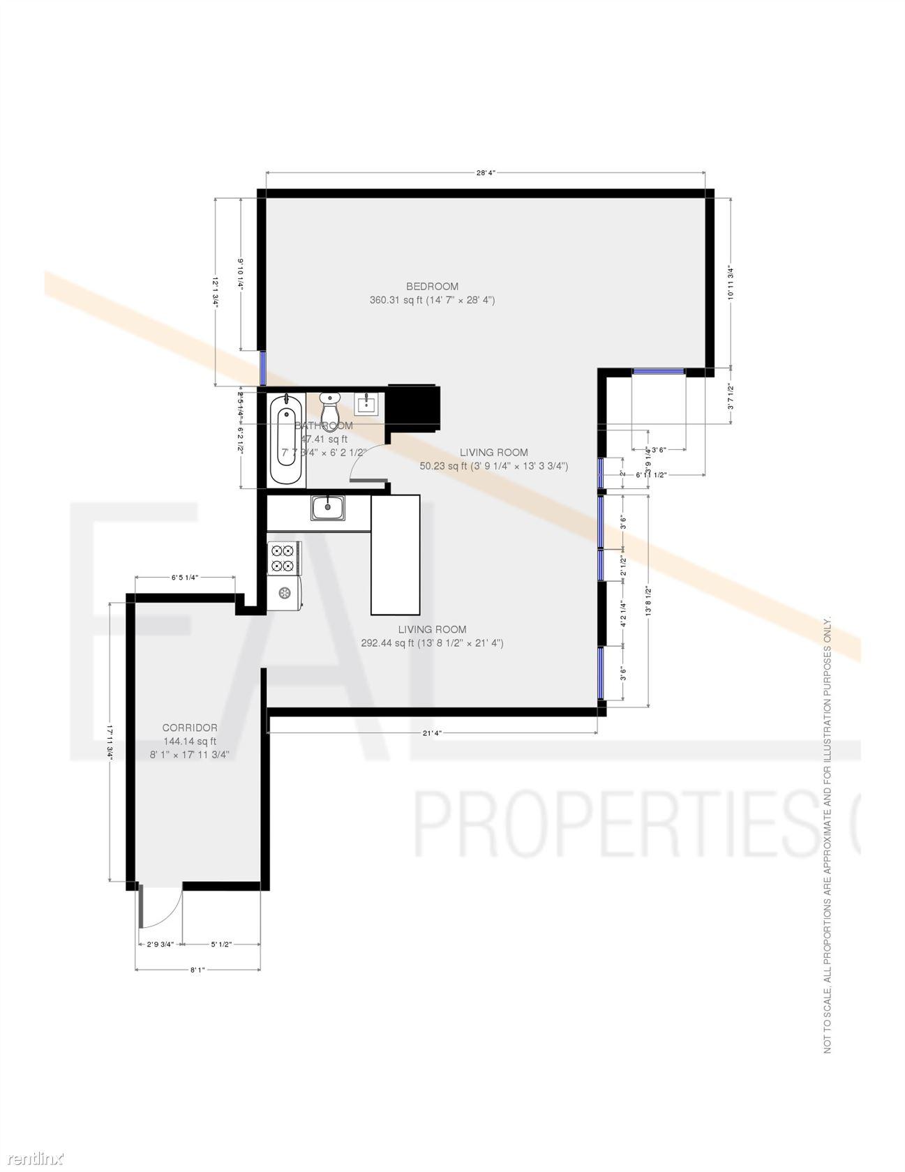 337 Kent 1I - 1st Floor