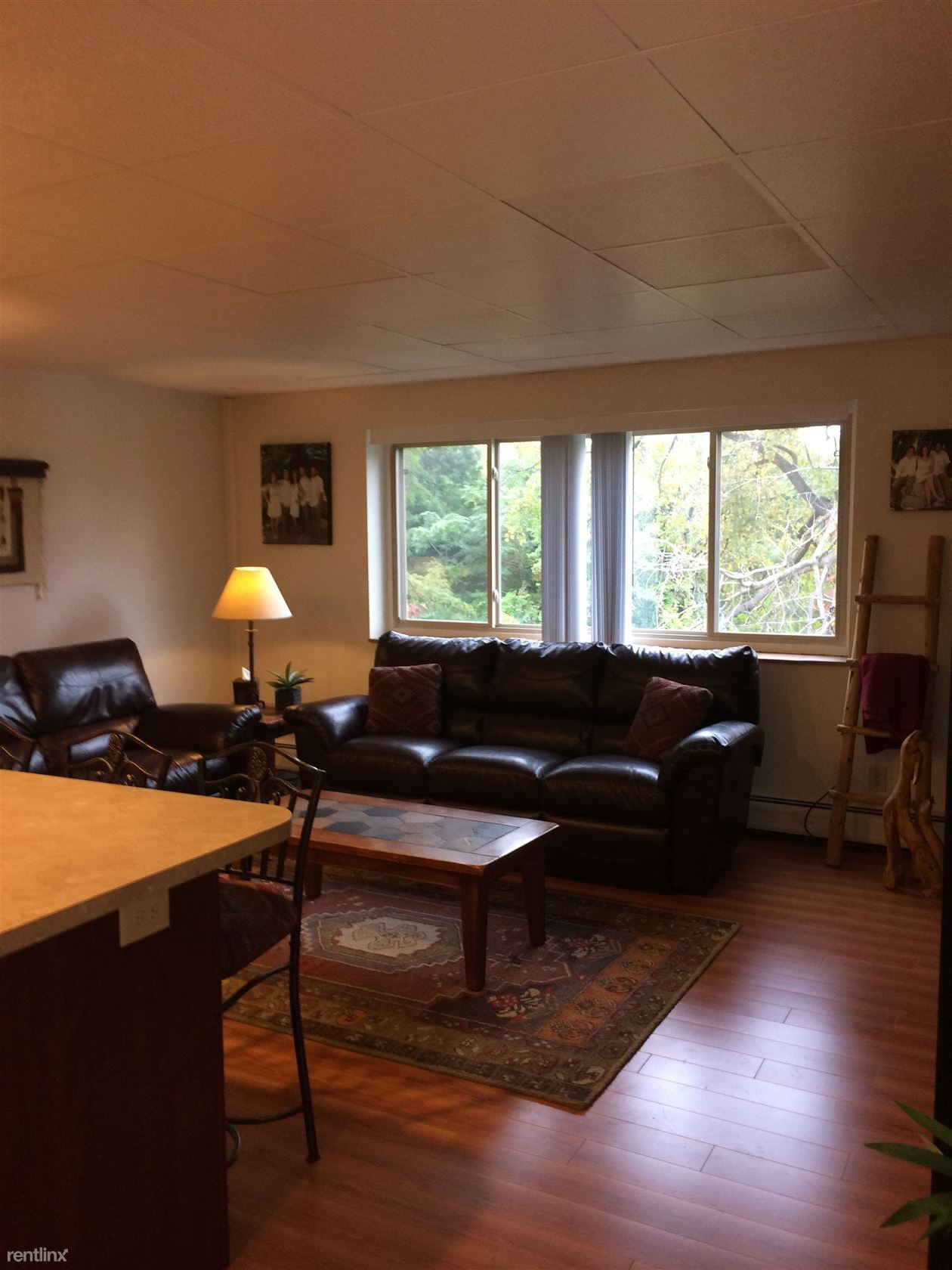 Upgraded 913 sq ft, 2 br with hardwood floors
