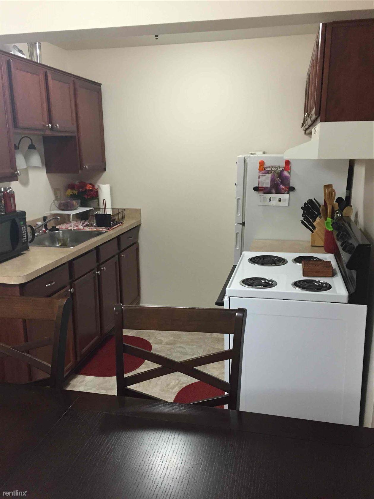 Upgraded 697 sq ft 1 br, remodeled kitchen