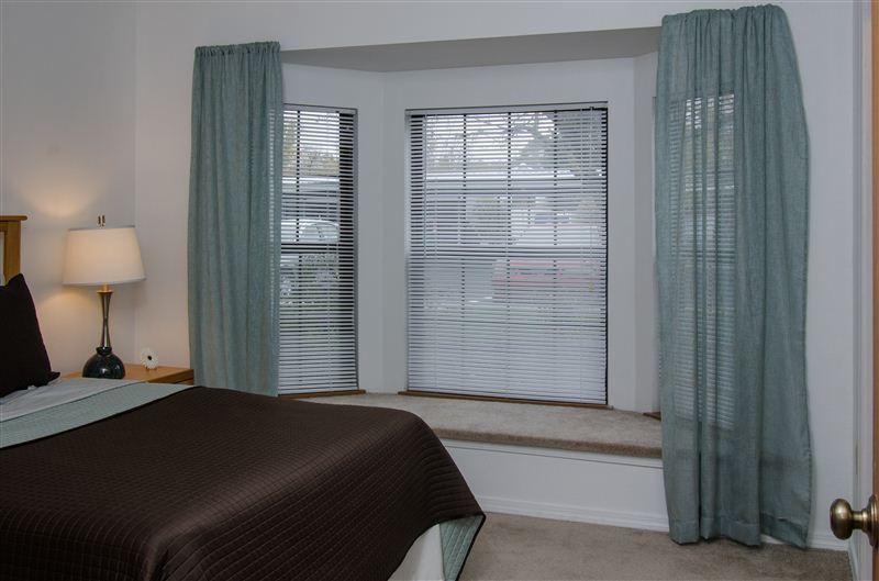 Second bedroom bay window