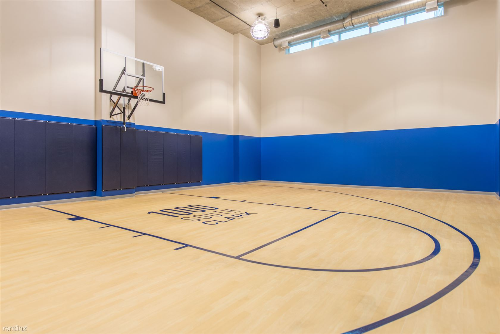 BasketballCourt