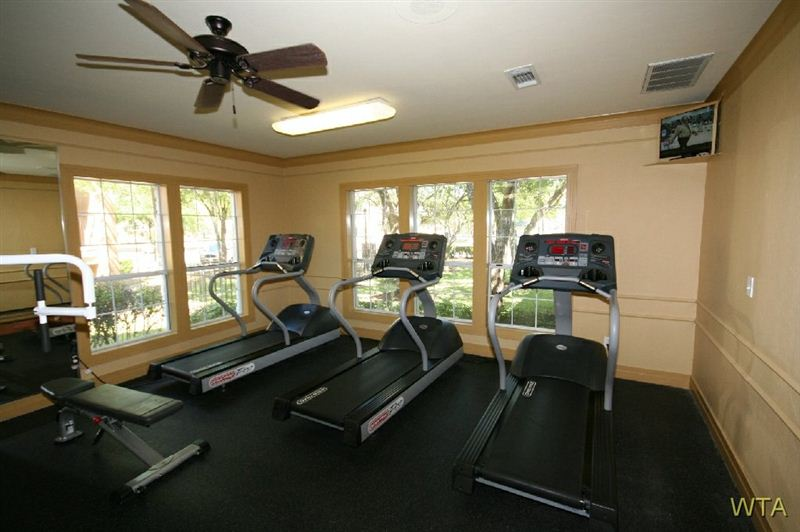 Fully-Equipped Fitness Center
