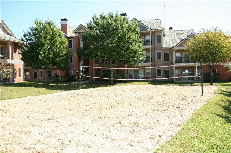 Sand Volleyball Court