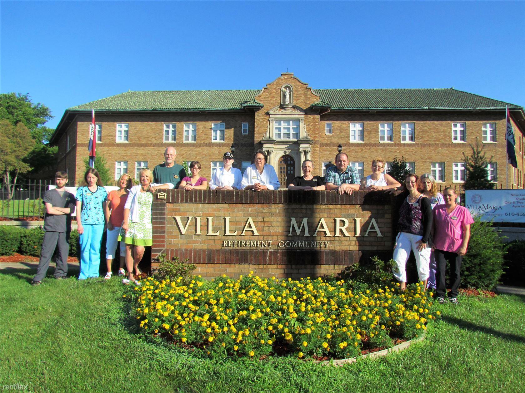 Villa Maria Team