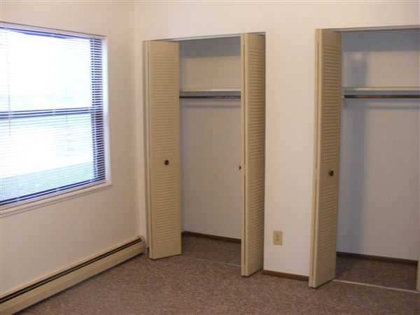 Master Bedroom...Lots of Closet Space!