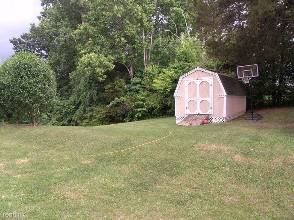 Shed/Playhouse in backyard
