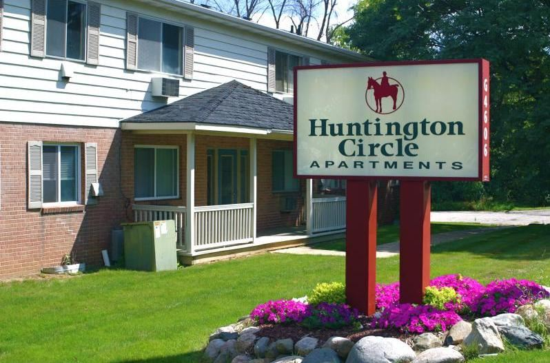 Huntingtom Circle