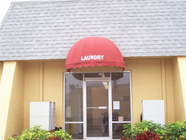 24 Hour Laundry Facility