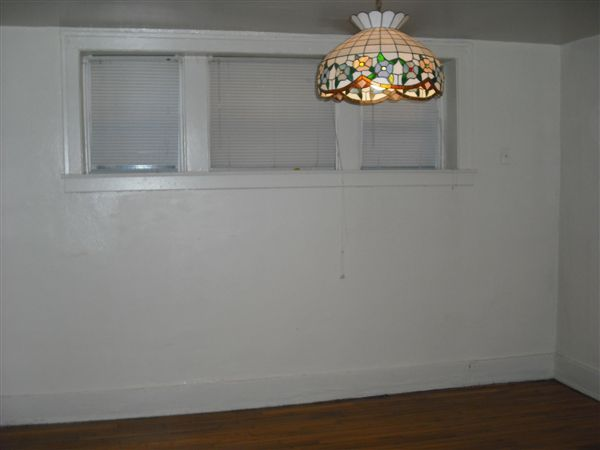 1 bdrm formal dining room