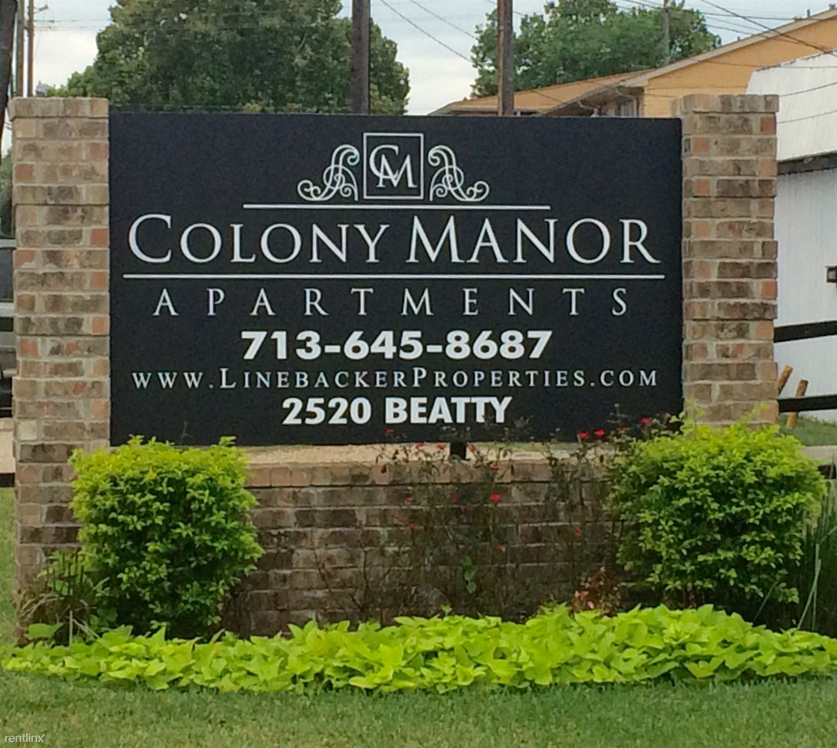 Colonial Manor Apartments: Colony Manor / Gatehouse Apartments, Houston