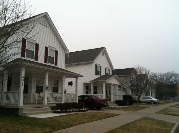 Eastside Detroit Homes