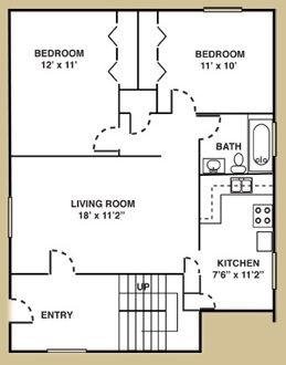 Metropolitan 13 Two Bedroom