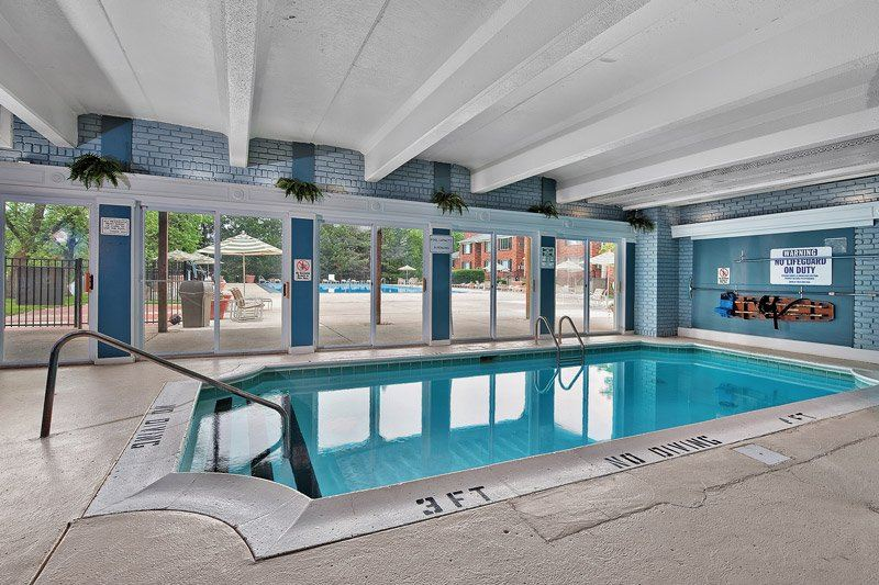 Heated Indoor Pool Open ALL year round!