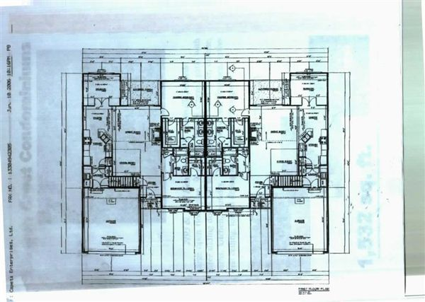 Kenyon Crest Condos Phase II Floor Plan