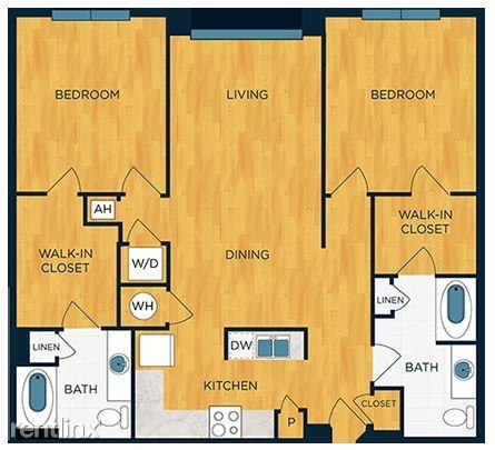 Luxury 2 Bedroom 2 Bathroom Apartment / Dobbs Ferry