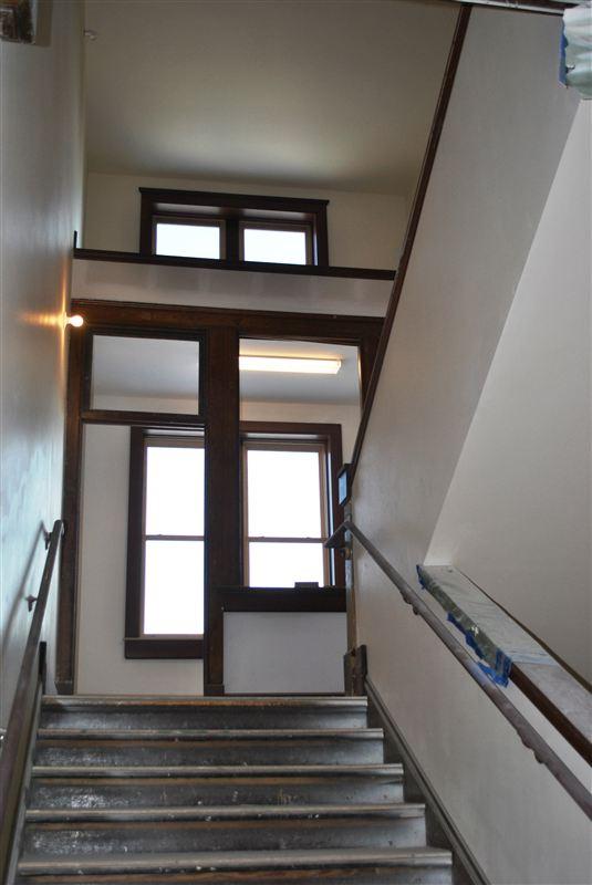 common space under restoration