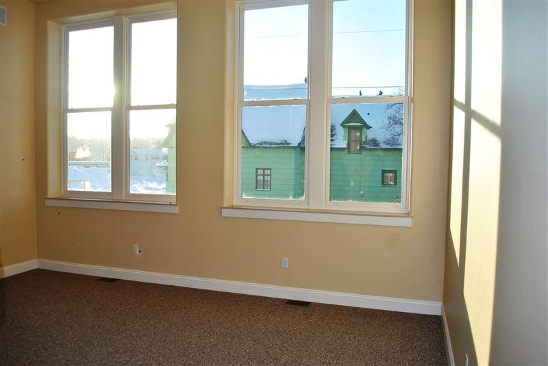 light filled spacious interiors
