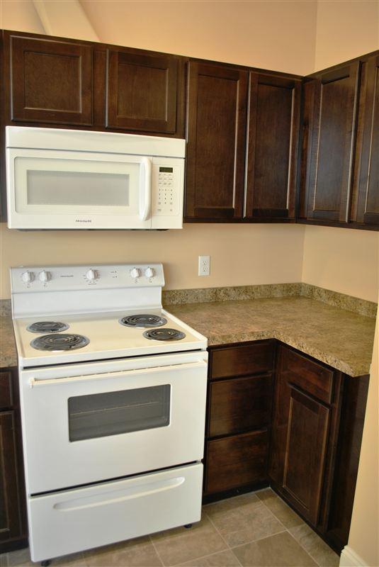 upgraded kitchens