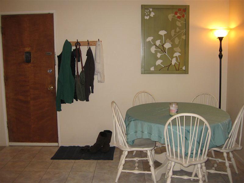 509 1BR Dining Room