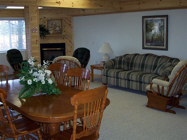 Great Community Room with Fireplace