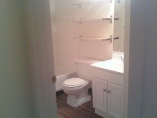 Upgraded Bathrooms
