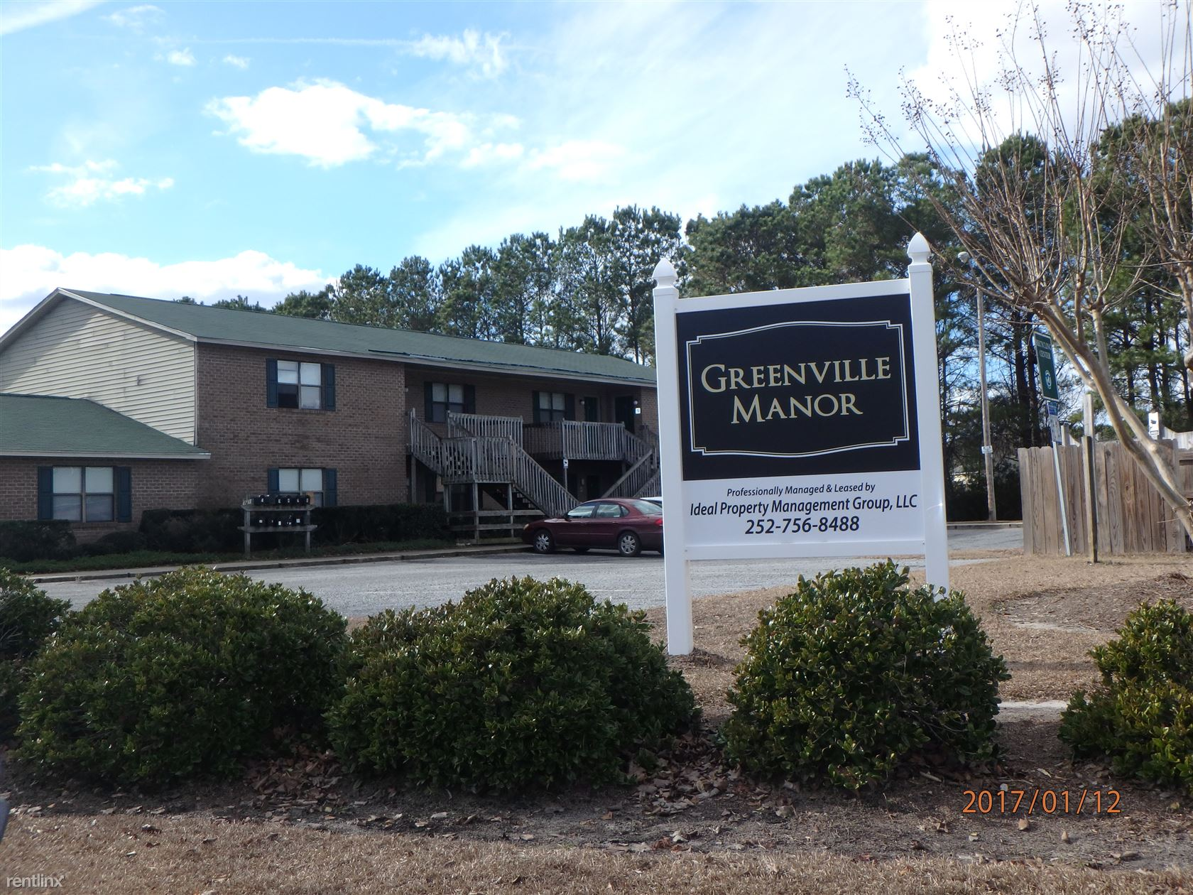 Greenville Manor Apartments