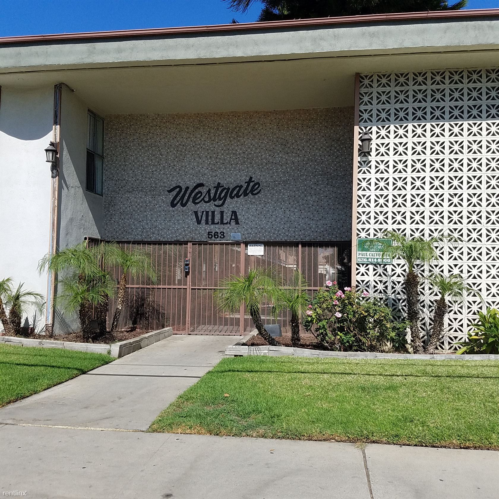 $1350 - $1585 per month , 563 E Arrow Hwy, Westgate Villa Apartments