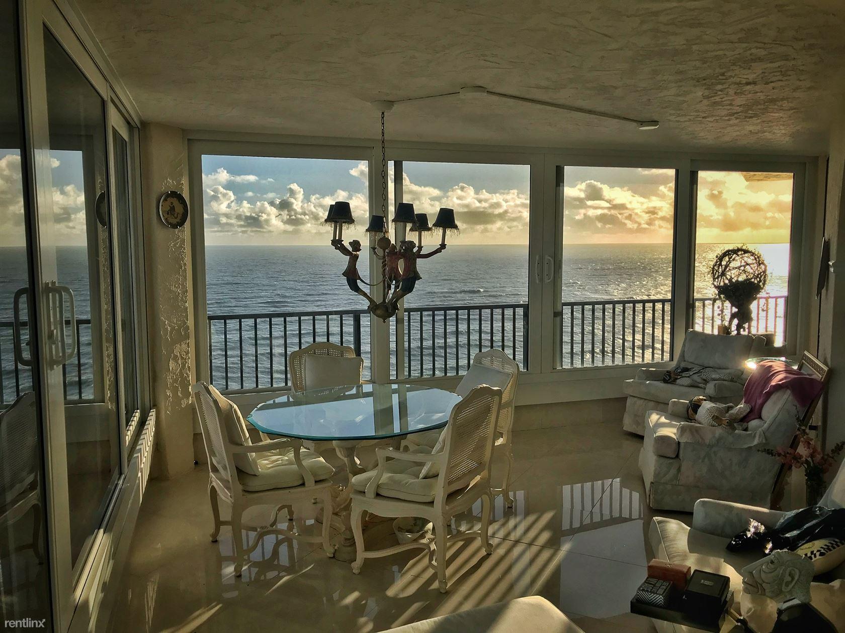 $7000 - $1250 per month , 2400 S Ocean Dr Apt 8100B, Ocean Village