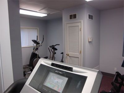 Fitness Center - Treadmill w/TV