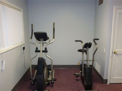 Fitness Center - Elliptical / Bike