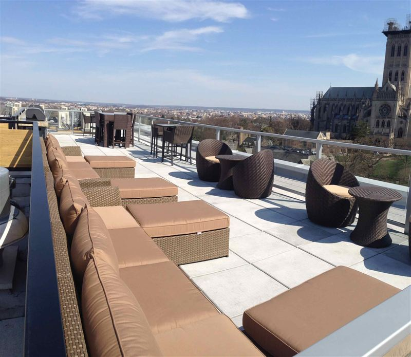 Furnished Roof Top