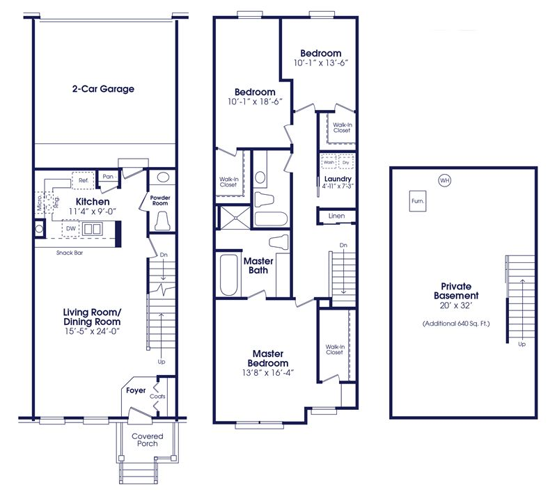 The Cambridge Floor Plan