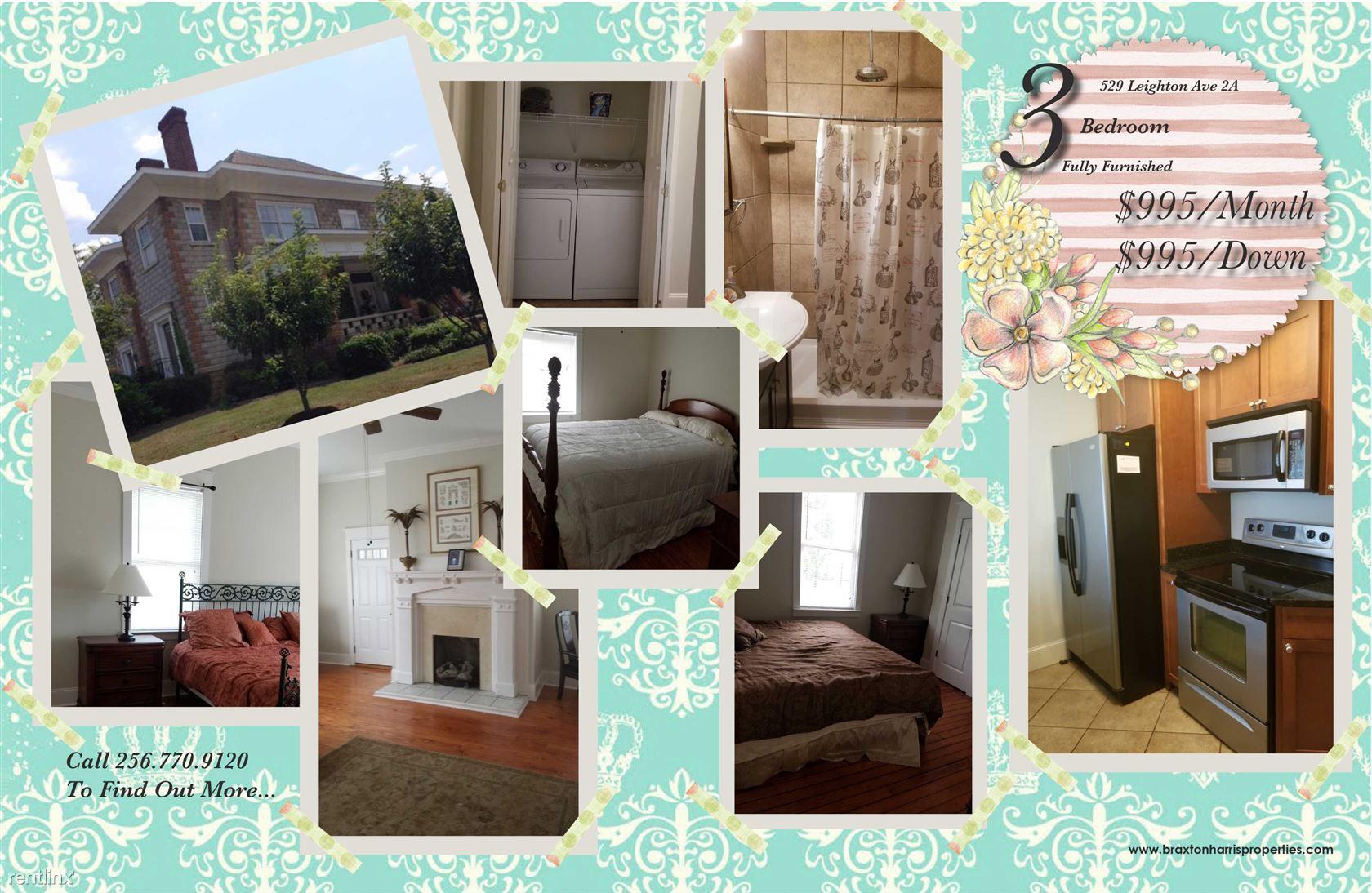 $995 - $850 per month , 529 Leighton Avenue,
