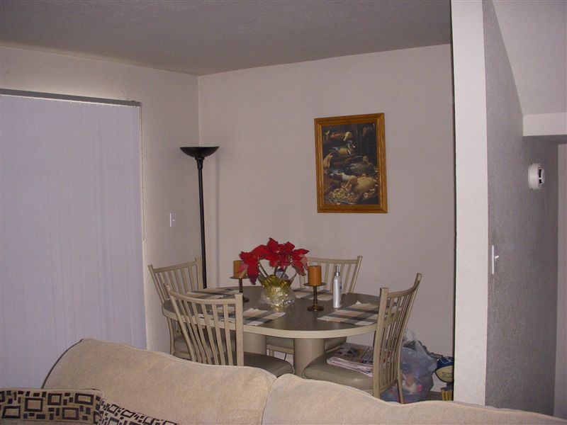 3 BR Dining Area