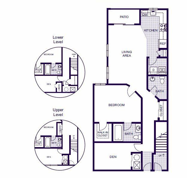 Gramercy Floor Plan