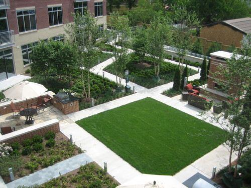 N Courtyard