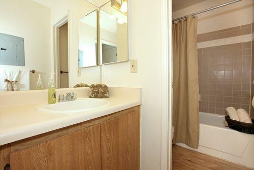 Studio Vanity, Bathroom & Walkin Closet