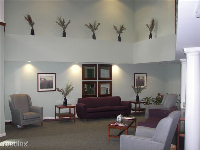 Front Foyer Area by Office