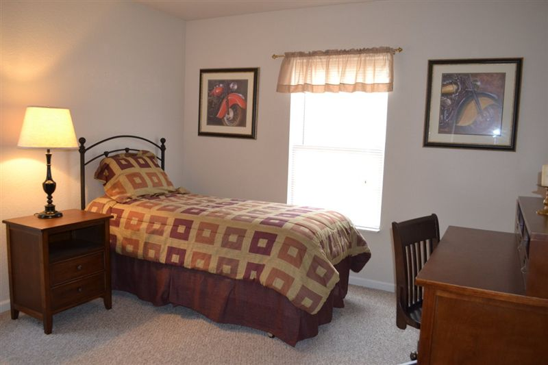 Large, Spacious Bedrooms!!