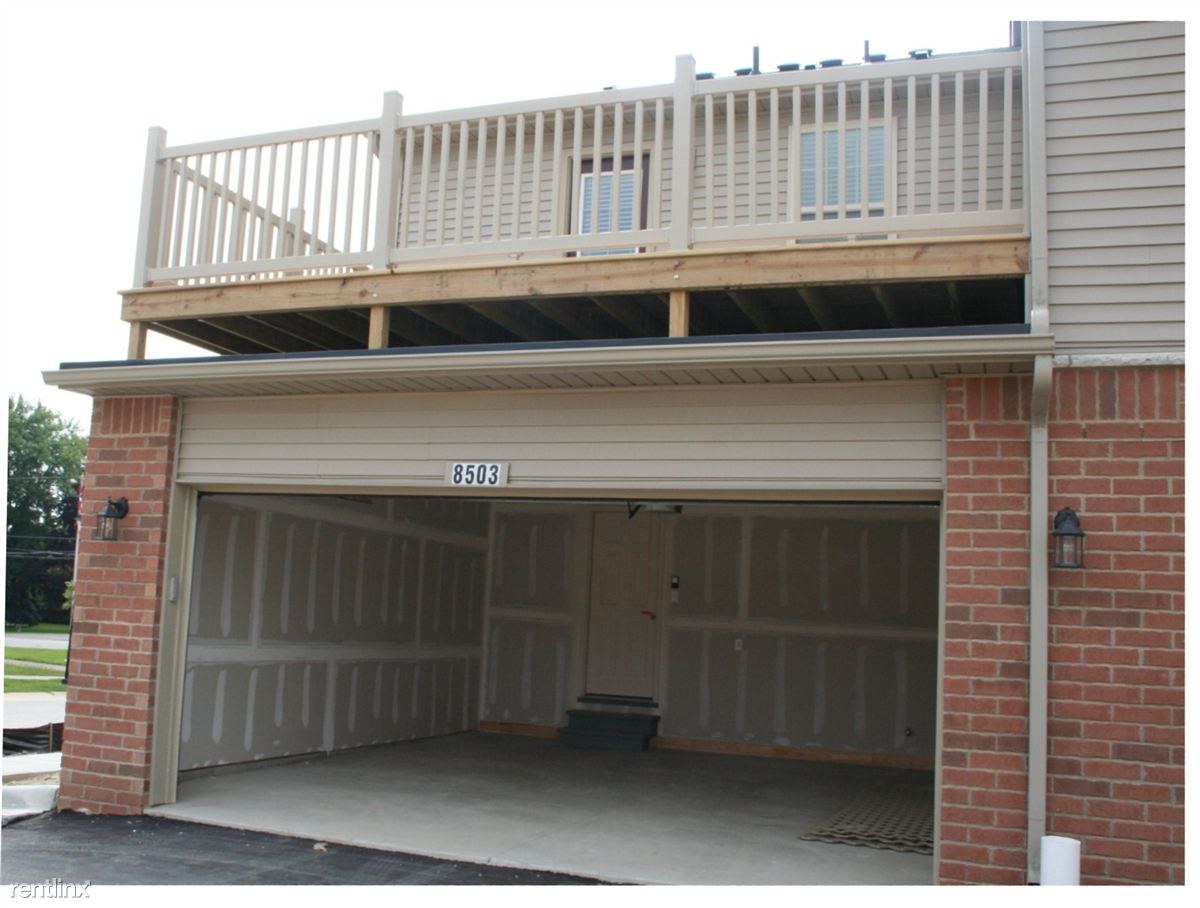 Large Two Car Attached Garage.