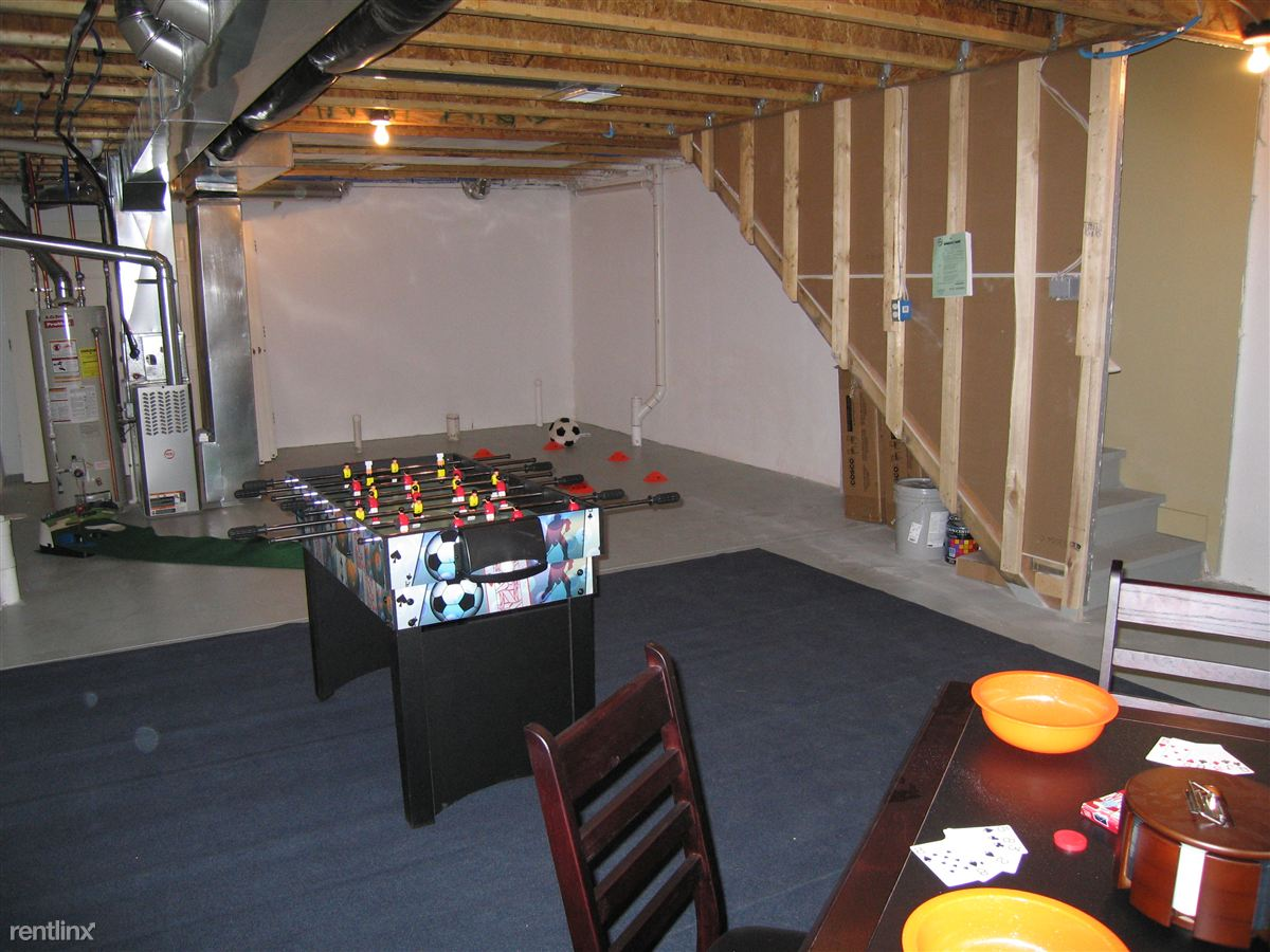 Basement for Storage