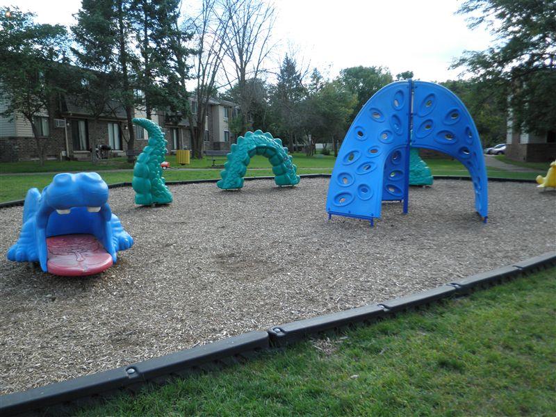 Playground friends
