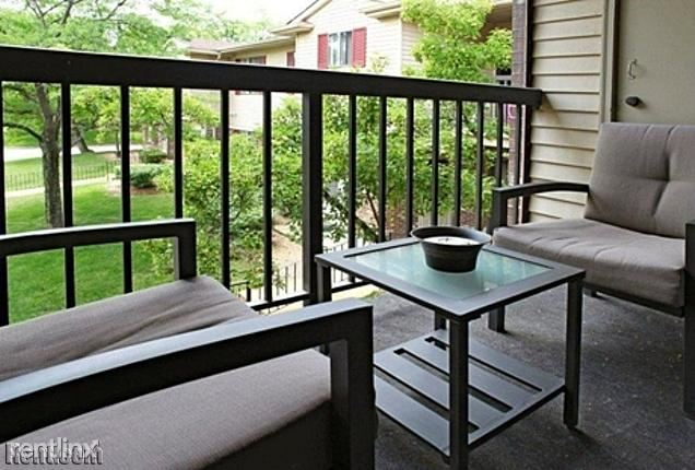 Private Patios and Balconies