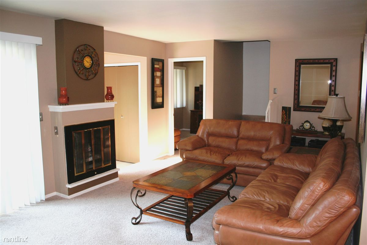 Sterling Living Rm with Gas Fireplace.