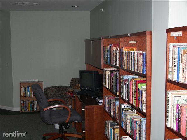 Library & Computer Area